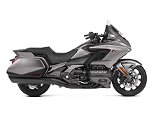 2018 Honda Gold Wing with Automatic DCT