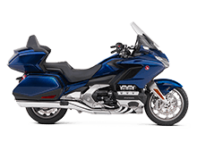 2018 Honda Gold Wing Tour with Automatic DCT