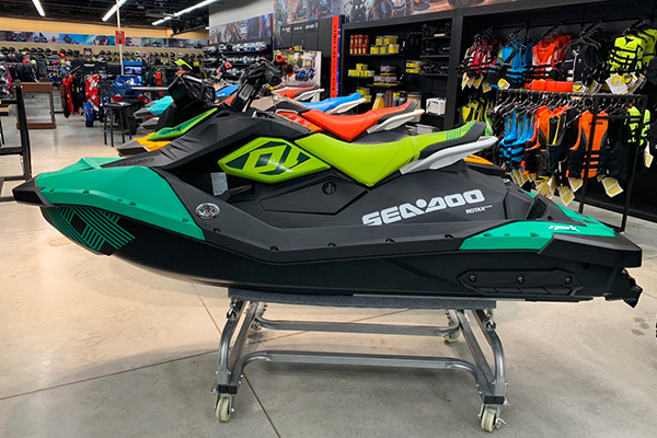Sea-Doo Trixx & Wake