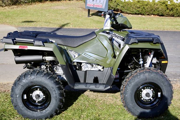 Polaris Sportsman 450 & 570
