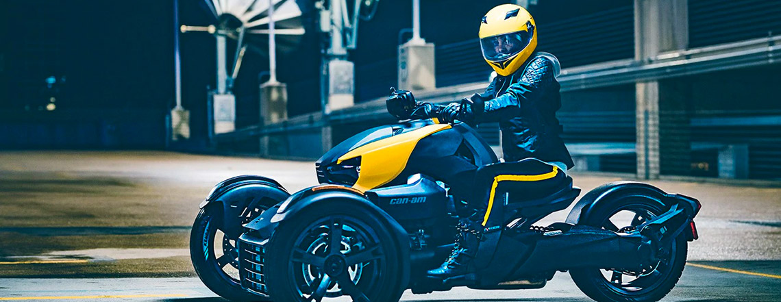 Test Drive The All New Can-Am Ryker At - Action Power Sports